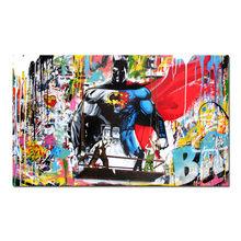 Love is the Answer абстрактный граффити холст живопись плакат и принты Европа поп настенные художественные картины для украшения гостиной(China)
