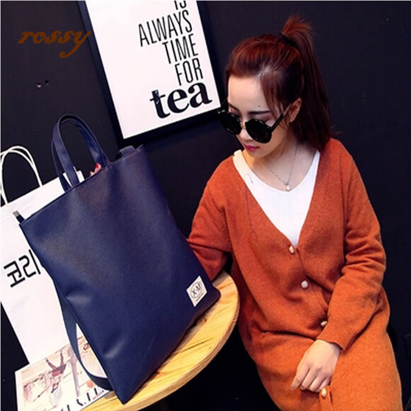 Women Leather Handbags 2015 New Brand Punk Style PU Tote Bag Brief Ladies Waterproof Shoulder Female Casual Messenger  -  mis zhao's store store