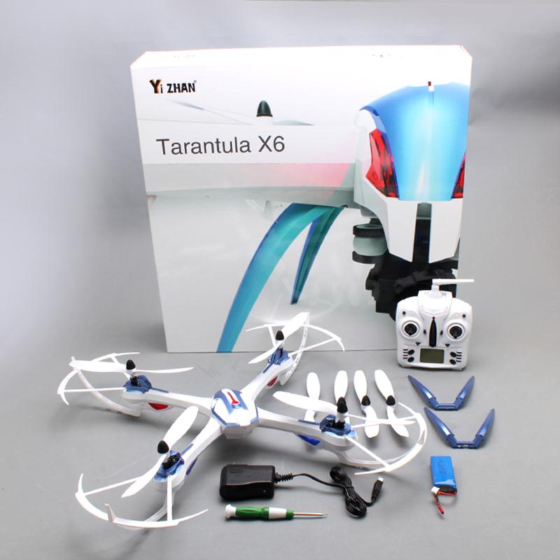 Tarantula X6 RC Quadcopter Drone With Camera 5MP Wide Angle HD More Powerful Than Syma X8c