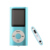 """5pcs/lot 1.8"""" LCD 4th MP3 MP4 Player with card slot Video FM Radio photo E-Book support  2GB 4GB 8GB 16GB SD TF memory Card"""