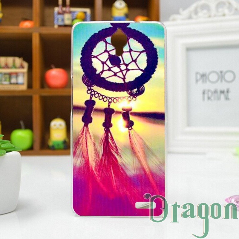 Alcatel One Touch Idol X TCL S950 6040 6040A 6040D Flower zebra Aztec camo Minions Colored Paiting Hard back case cover - Dragon Technology Co., LTD store