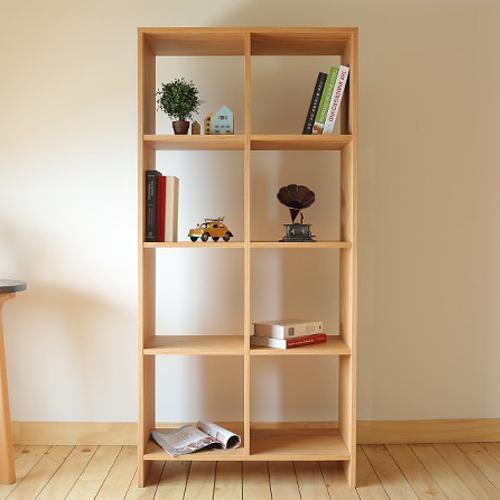 Japanese minimalist furniture fabulous small compact for Modern minimalist bookcase