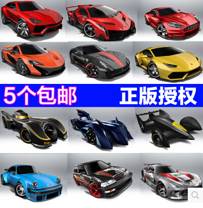 hotwheels metal car model classic antique collectible toy cars collection hot wheels miniatures scale cars models 1:64(China (Mainland))