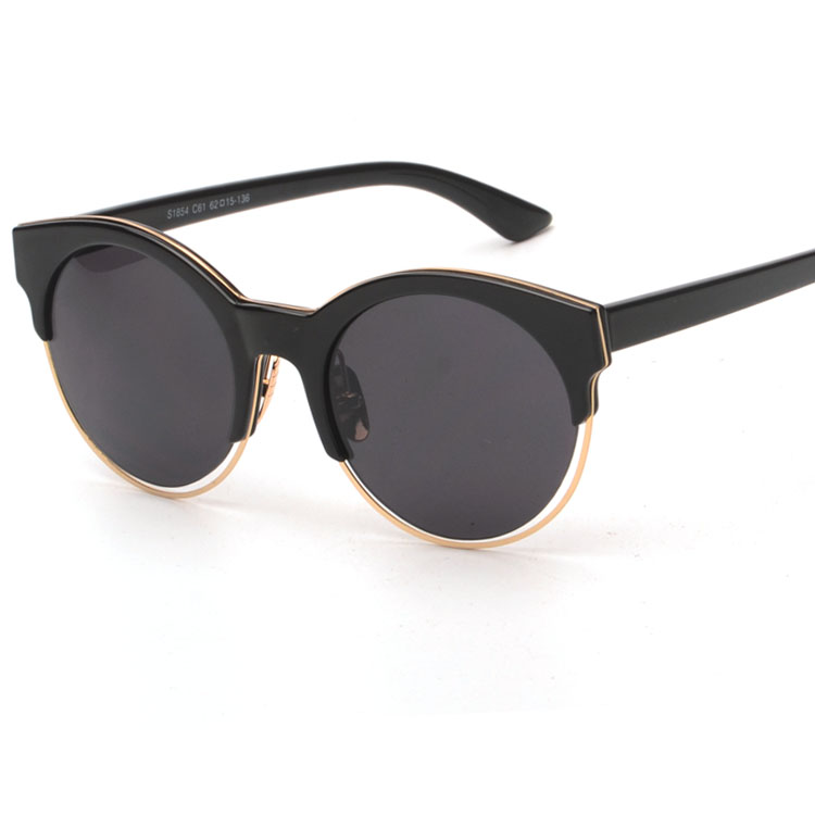 Half Frame Hipster Glasses : Todays Offers Hipster Fashion Mujer Half Frame Round ...
