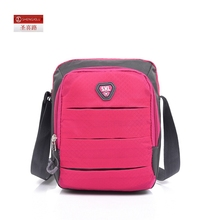 Famous brand candy colors women bags fashion girls crossbody bags small handbags nylon shoulder bag sport messenger bags 2016