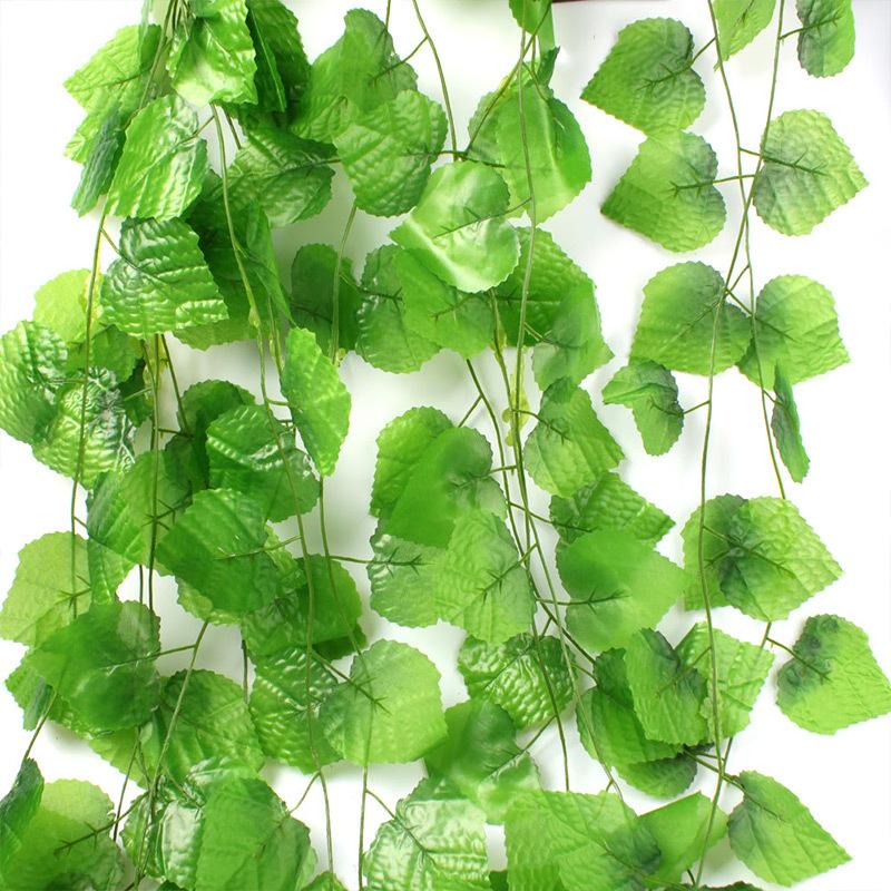 Гаджет  7.7ft Artificial Ivy Leaf Garland Plants Vine Fake Foliage Flowers Home Decor #64778  None Дом и Сад