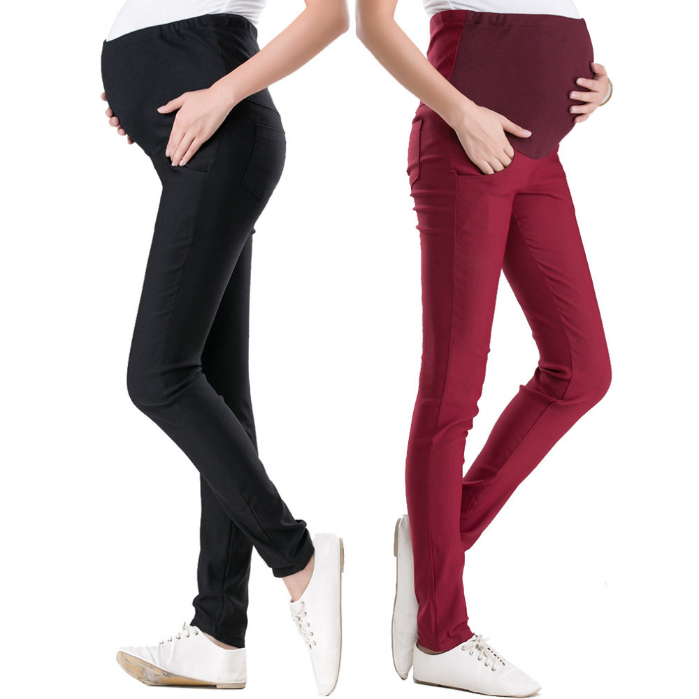 15 Color Casual Maternity Pants for Pregnant Women ...