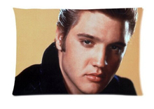 Elvis PresleyWaist Zippered Pillow Cases Cushion
