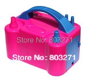 Inflatable machine balloon electric balloon air pump balloon inflatable pump for balloon US and Europe Standard