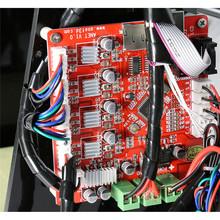 220 220 240mm 3D printer Reprap prusa i3 DIY kits I3 Aluminium Extrusion melzi Mainboard 1