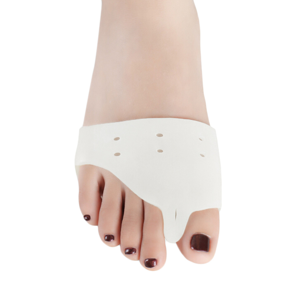 Softer Hallux Valgus Bicyclic Thumb Orthopedic Braces Silicone Pads Toe Big Bone Personal Care Product Foot Worldwide sale(China (Mainland))
