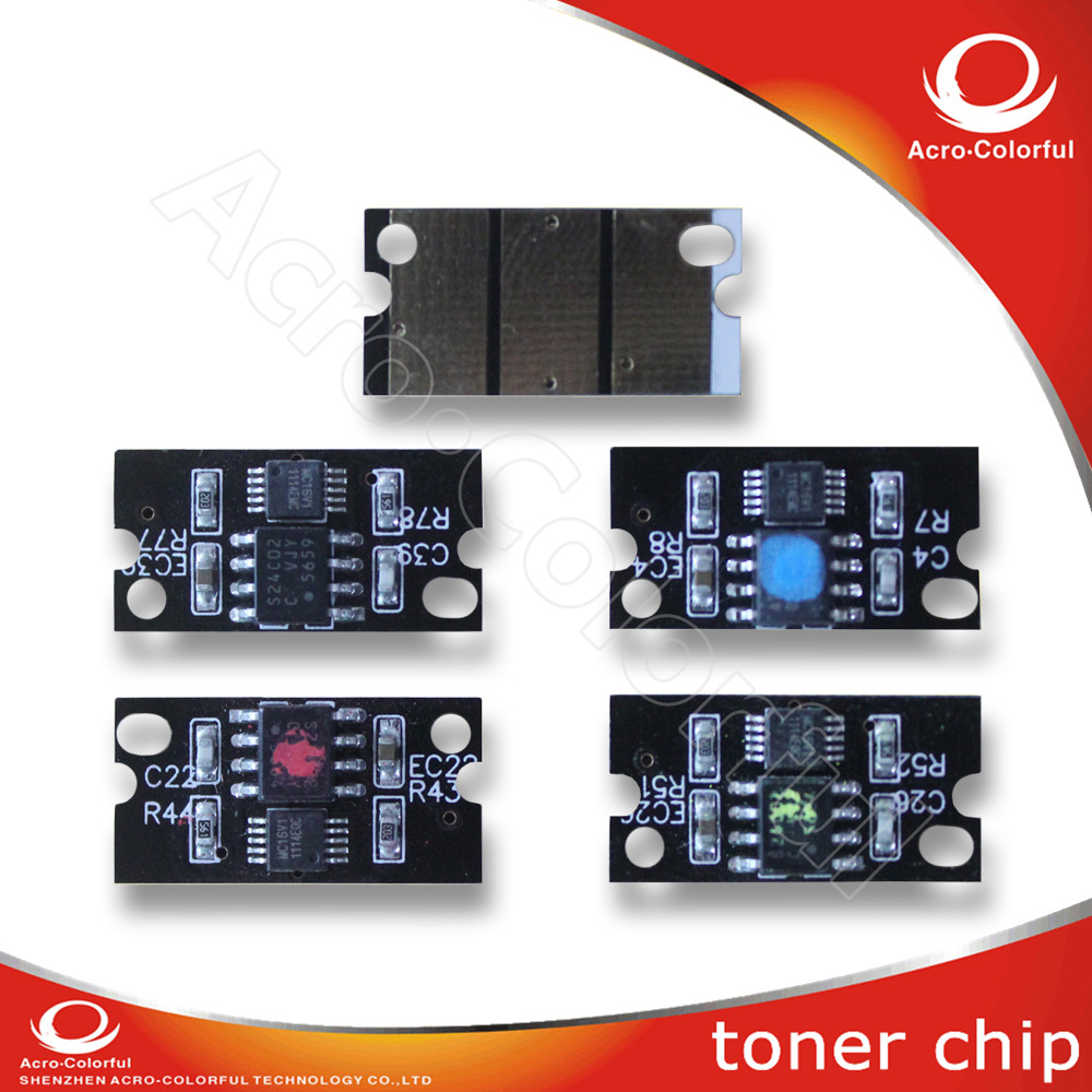 Manufacture Laser printer spare parts toner cartridge reset CHIP For Minolta magicolor 8650 With High Quality(China (Mainland))