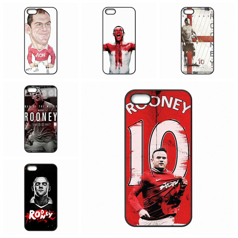 Mobile Pouch Wayne Rooney For Samsung Galaxy J1 J2 J3 J5 J7 2016 Core 2 S Win Xcover Trend Duos Grand(China (Mainland))