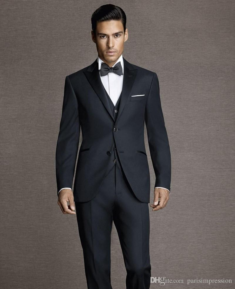 Mens 3 Piece Wedding Suits - Ocodea.com