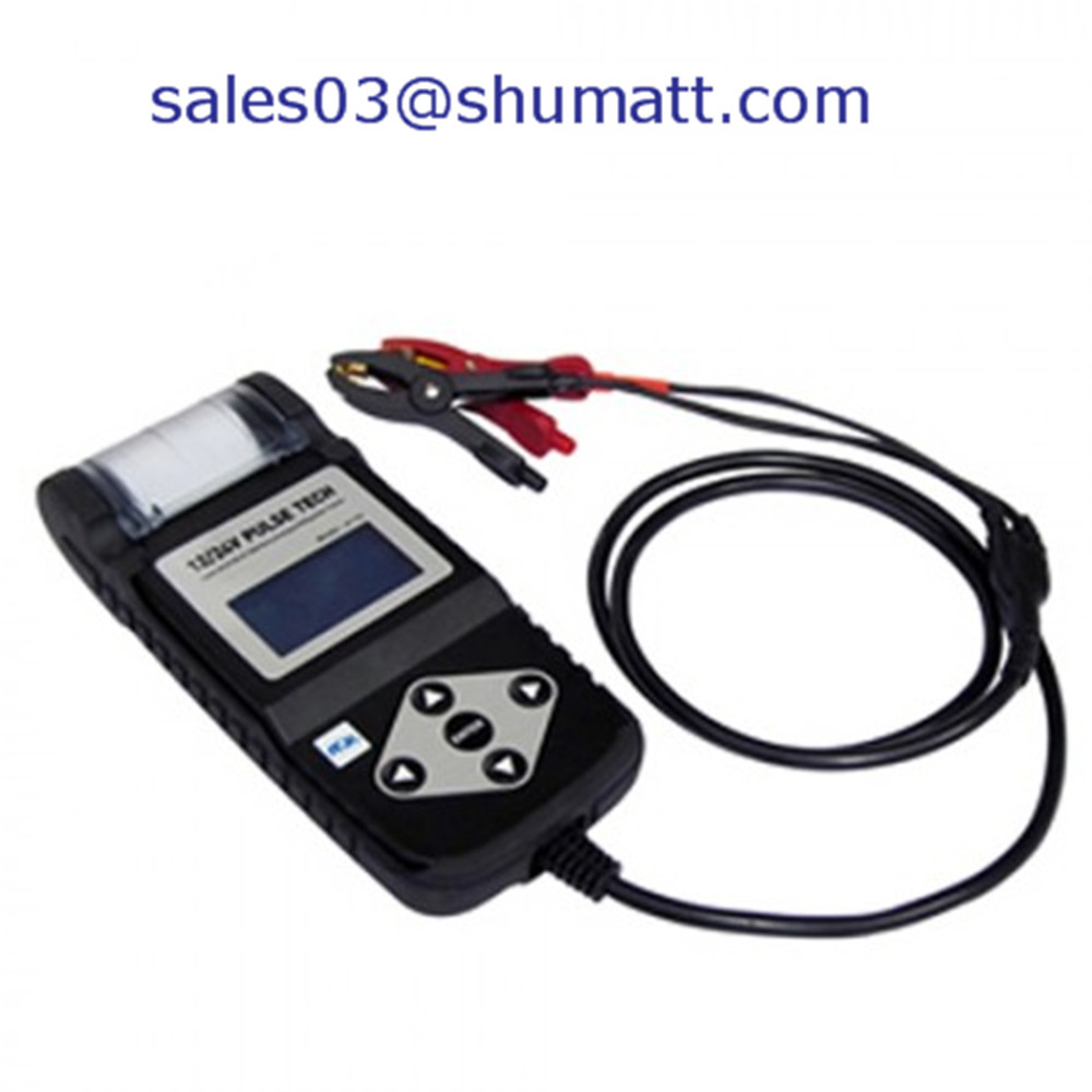 12V 24V car diagnostic tool digital battery analyzer with LCD screen automotive electrical tester car scanner(China (Mainland))