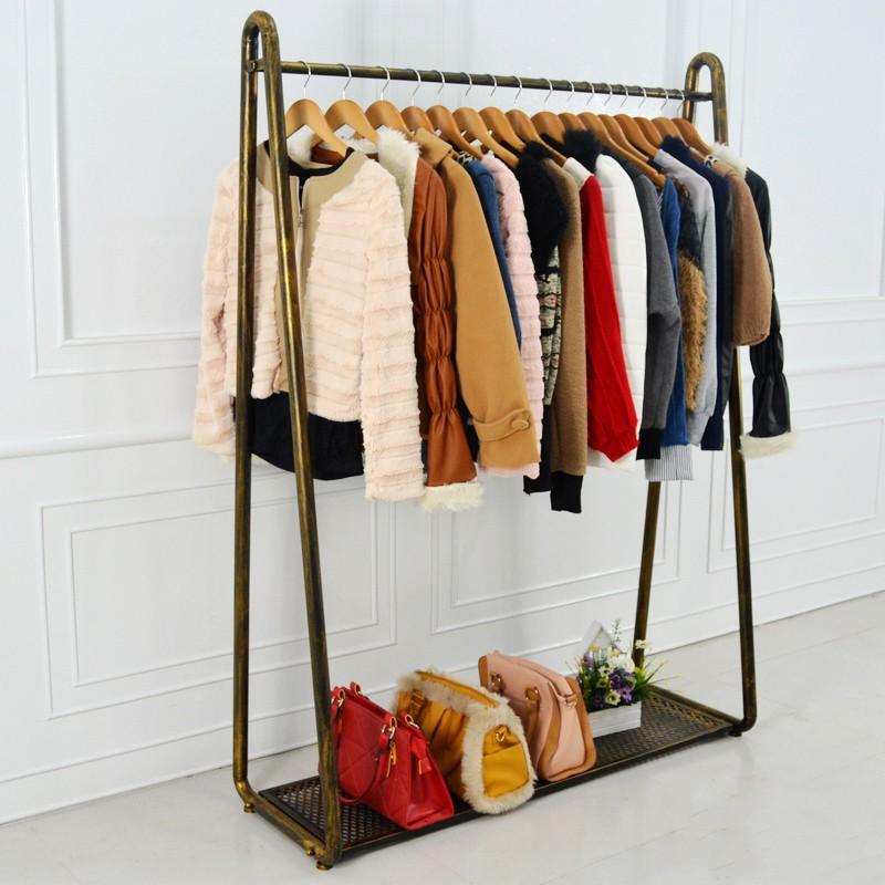 Comprar perchero de hierro forjado ropa for Colgadores de ropa de pared