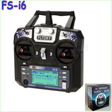 HOT Newest Flysky FS i6 FS I6 2 4G 6ch RC Transmitter Controller w FS iA6