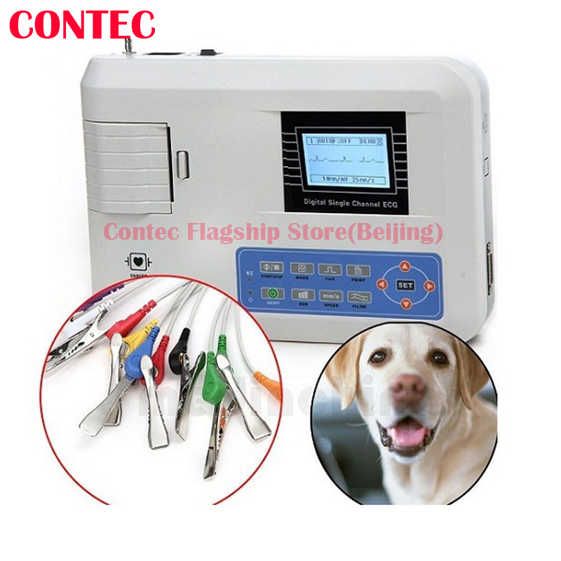 CONTEC VET CG/EKG Machine  100G   <br><br>Aliexpress