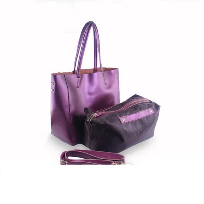 Women Handbags Totes Shoulder Bags Genuine Leather Composite Bag Handbags Women Messenger Bags Designer Handbags RD-008