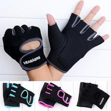 New Men&Women Sport Cycling Gym Half Finger Weightlifting Gloves Exercise Training  Bodybuilding And Fitness Gloves