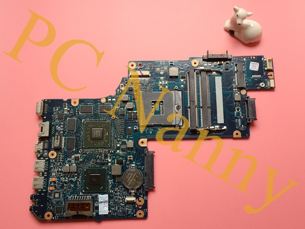 Original Motherboard for toshiba Satellite L850 C850 C855 PLFCSF 45W REV2.1 HM76 With Graphics Chip Tested(China (Mainland))