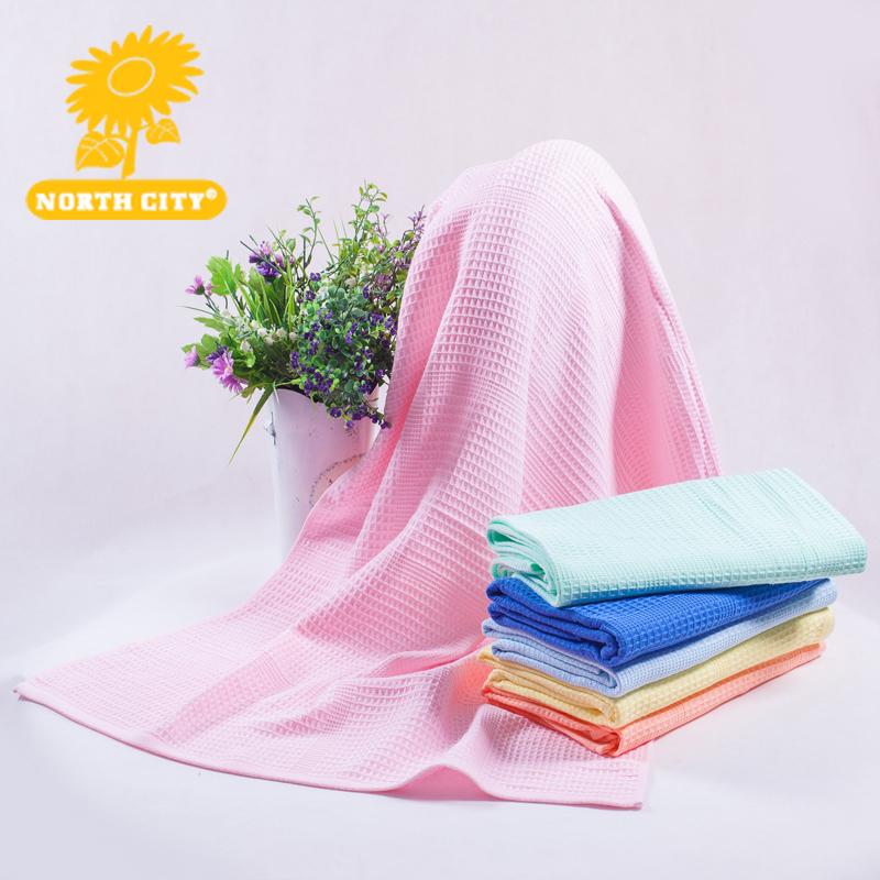 2016 68*136 cm bath use quick dry soft candy color bath towels woven convenient healthy organza towel #160415_m7(China (Mainland))