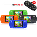 Handheld Game Consoles For Kids CoolBaby RS-17 Classic Child Game Consoles With 203 Game Player Children's toys Free Shipping