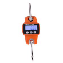 Buy 2017 New 300kg/600lb Mini Industrial Crane Scale Portable LCD Digital Electronic Hook Hanging Weight Scales NG4S for $26.46 in AliExpress store