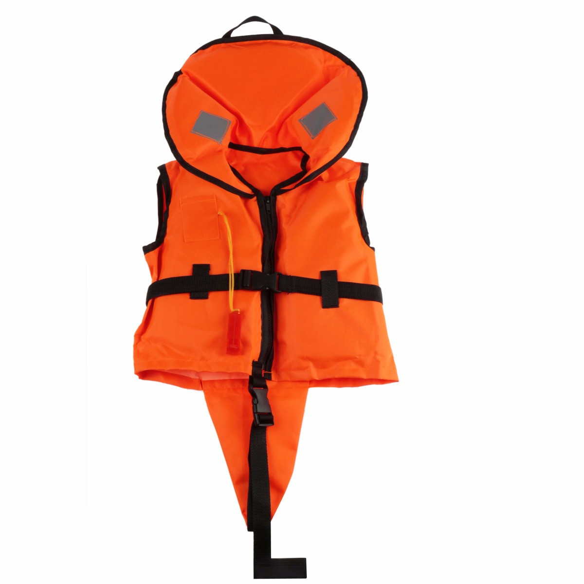 Children Kids Swimming Foam Flotation Life Jacket Vest Water Sports Survival Dedicated Safety Product With Whistle+Round neck(China (Mainland))