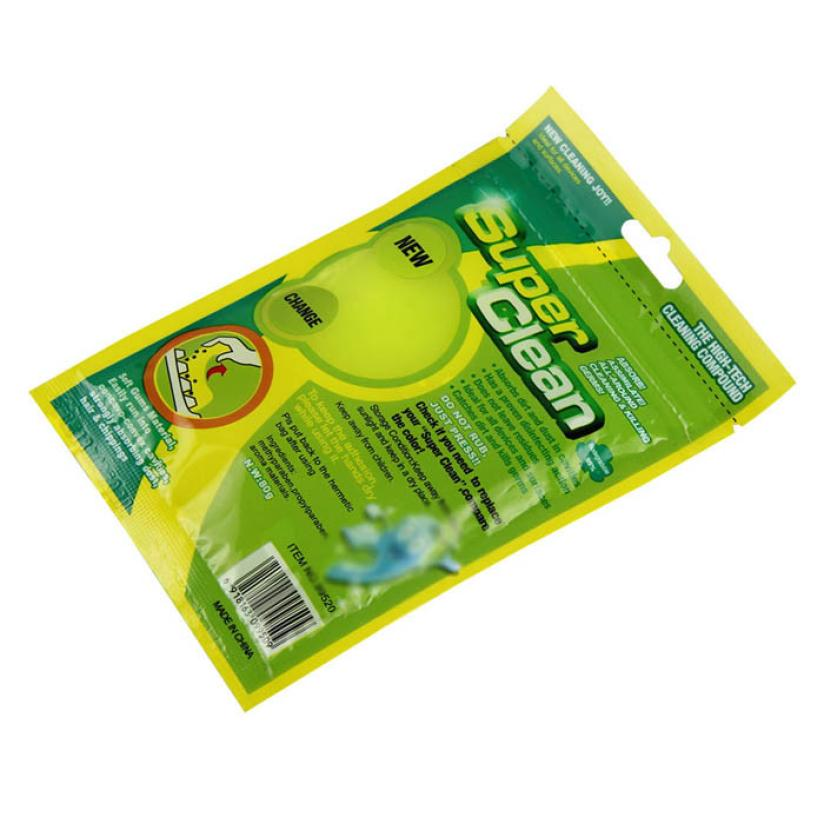 Good Sale Magic High-Tech Cleaning Compound Super Clean Slimy Gel Free shipping & wholesale Jan 8(China (Mainland))