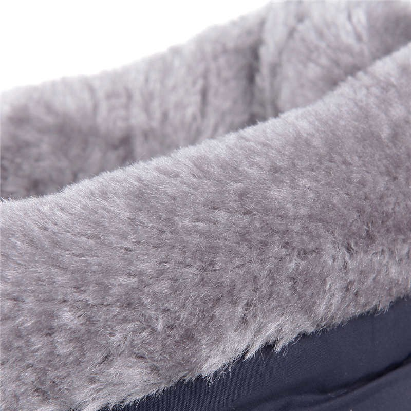 MEMUNIA Russia winter boots keep warm knee high boots round toe down fur ladies fashion women snow boots shoes