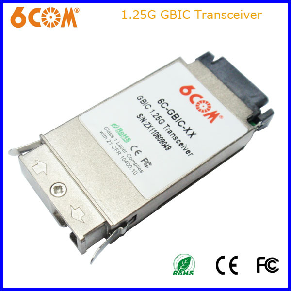 Cooper 1.25G GBIC 1550nm 80km compatible nortel AA1419003-E5(China (Mainland))