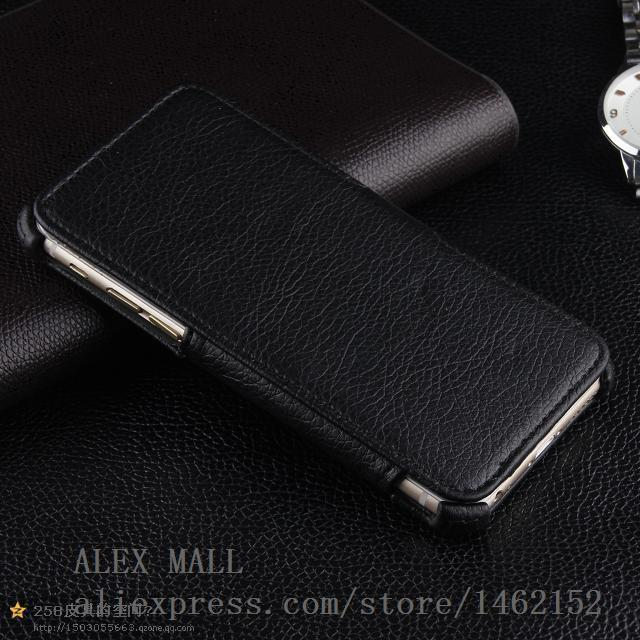 Lichee Pattern Wallet Stand Design phone6 Flip Leather Case iPhone 6 Phone Bag Luxury Cover - ALEX MALL store