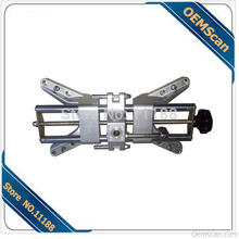 100% High Quality OEMScan Wheel Clamp Aluminum Alloy Wheel Alignment Clamp for Wheel Size 12''-25''(China (Mainland))