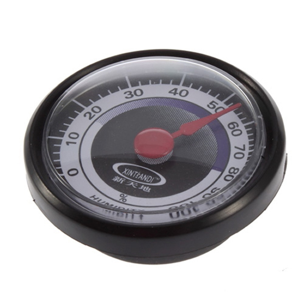 New Accurate Durable Portable Mini Power Free Indoor Outdoor Humidity Hygrometer Hot Worldwide