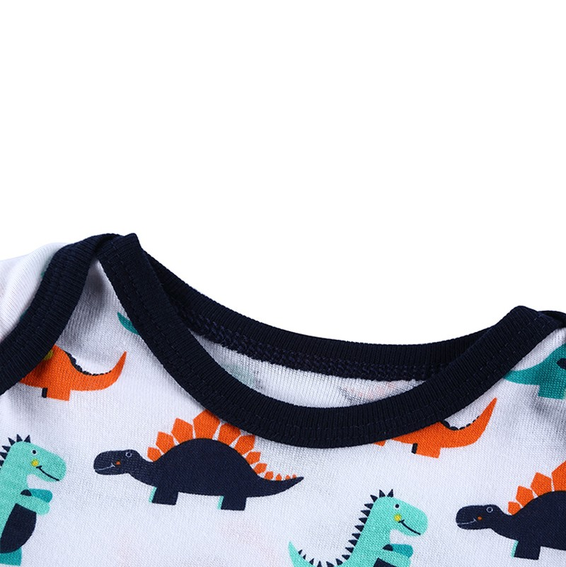 Baby Rompers Boys Girls Clothes Jumpsuit New born Baby Clothes Dinosaur Baby Clothing Cute Animal Kids Summer Romper Body Bebe (1)
