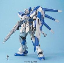 Free shipping action figures robot anime assembled Gundam MG 1:100 Hi-v manatees luminous stickers original box