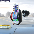 2017 Cobao Universal Car mobile phone holder Car Mount Holder For iPhone 6 6s Plus 7Samsung