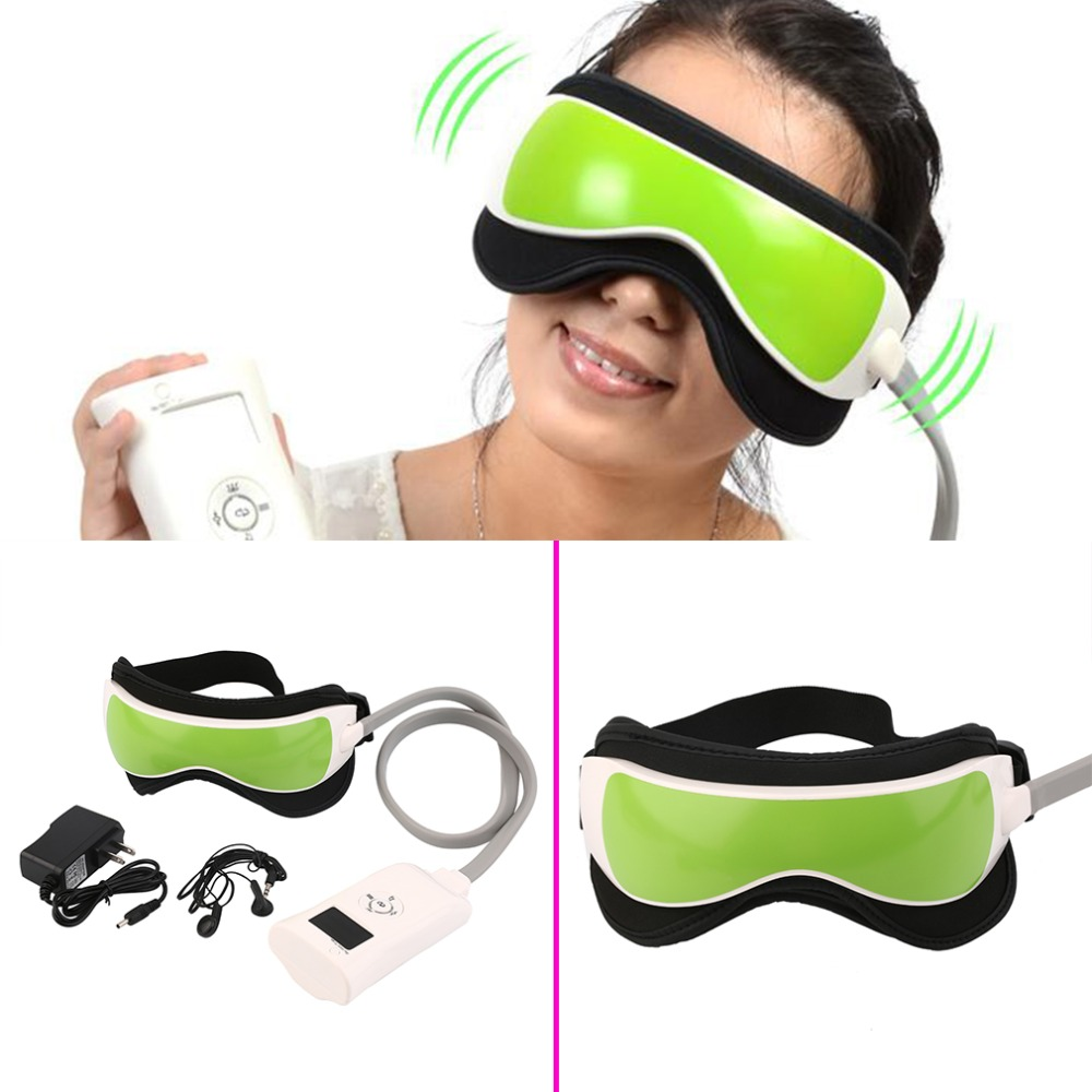Infrared Heat Eye Massager Heating Therapy Eye Care Mask Relax Forehead Hot Selling<br><br>Aliexpress