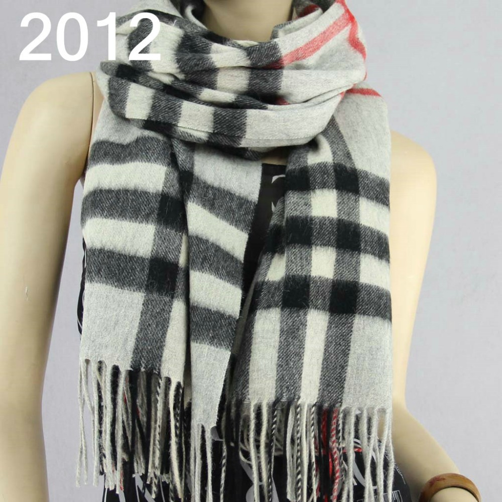 Cashmere wool Scarf_2012_3