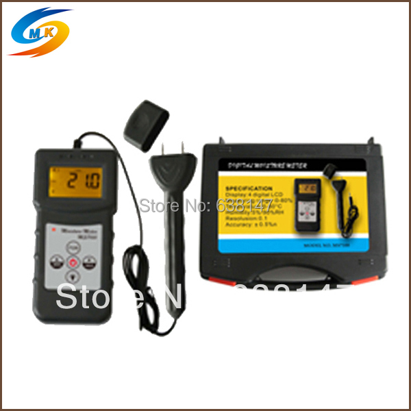 Woodwork,Paper Making , Flakeboard, Furniture ,Timber Traders Moisture Meter Test MS7100(China (Mainland))