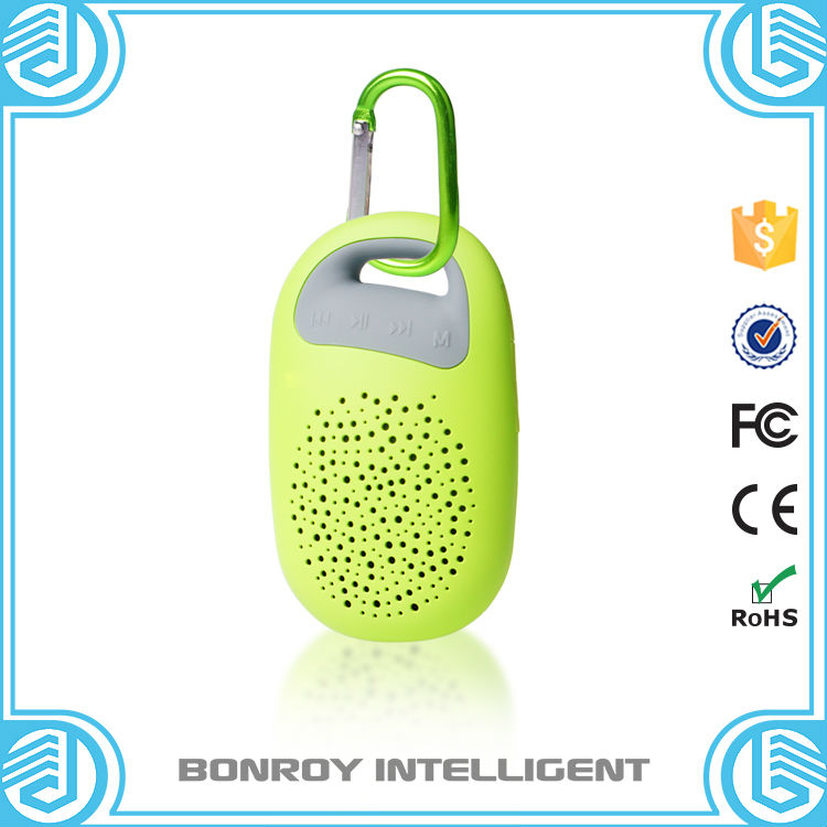 High end & high quality portable wireless mini bluetooth speaker & mini mp3 with speaker digital player(China (Mainland))