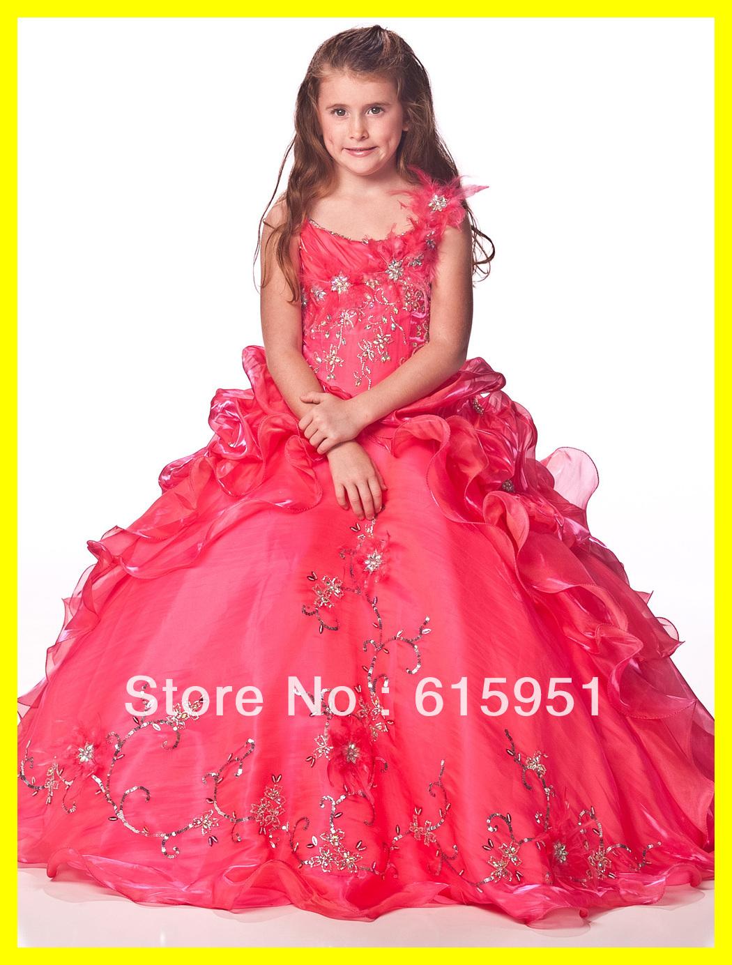 Flower Girl Dresses Ireland Beaded Pink Princess