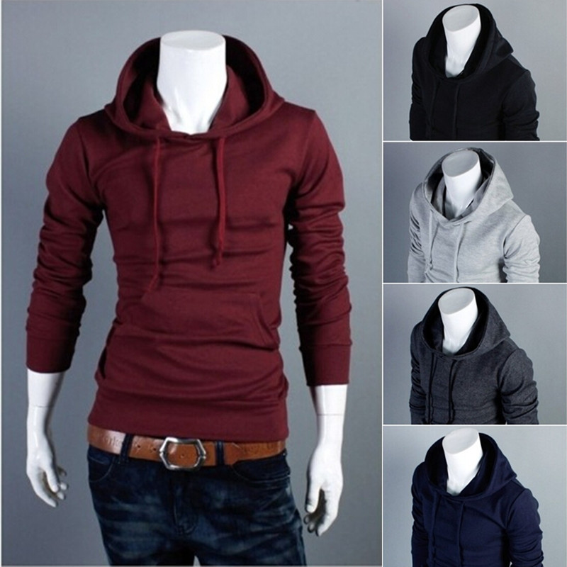 Aliexpress.com : Buy Autumn men's sweater hooded sweater set solid thin  Korean head cap leisure jacket Mens clothes from Reliable jacket garment  suppliers ... - Aliexpress.com : Buy Autumn Men's Sweater Hooded Sweater Set Solid