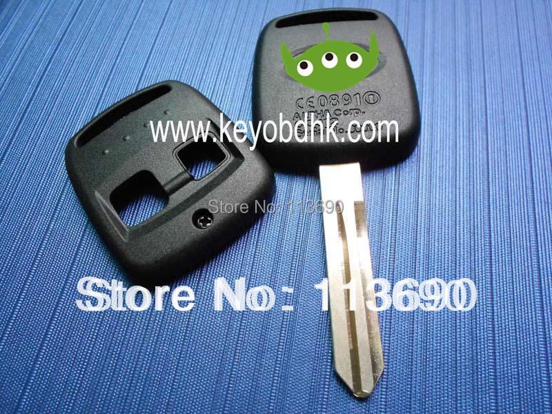 subaru 2 button remote key shell & Subaru remote 2 button  key blank