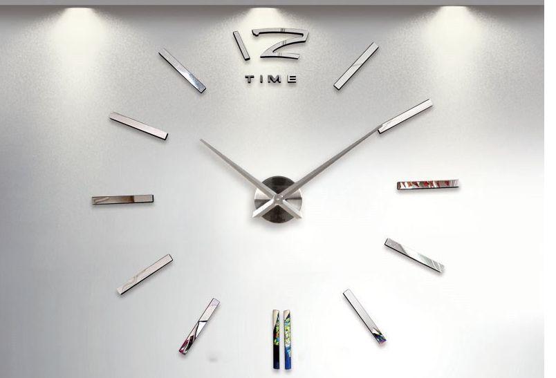 Horloge murale moderne design d 39 int rieur promotion for Grande horloge murale moderne