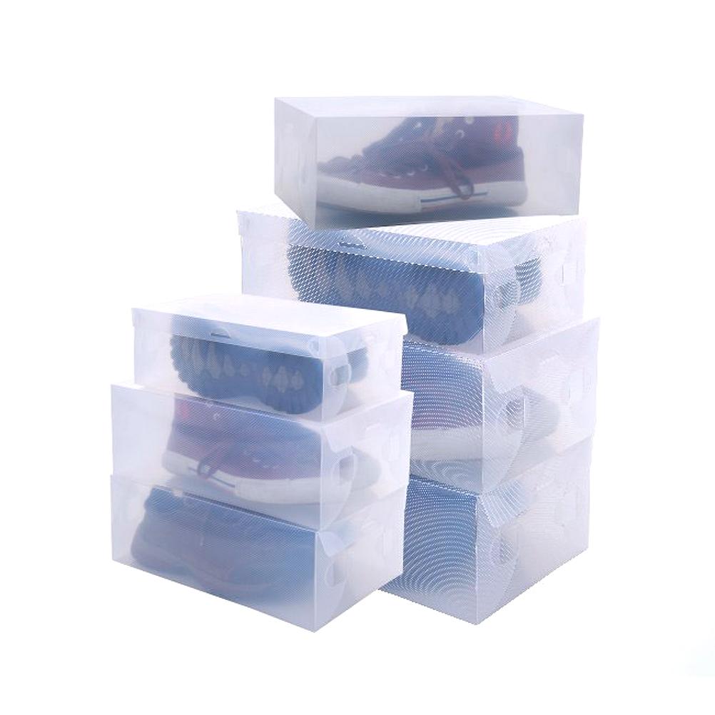 Online kopen wholesale clear plastic schoenendoos uit for Plastic ladeblok