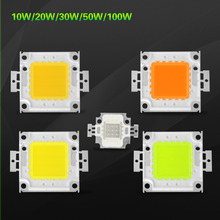 10W 20W 30W 50W 100W led lamp LED chip outdoor lighting High Power 24x44Mil SMD Integrated COB LED Bead For Floodlight Spotlight()