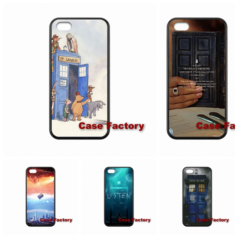 Tardis Doctor Who Box For Samsung Ace Note 3 4 5 edge Huawei P6 P7 P8 mini Lite Honor 3c 6 Mate 7 8 Case Cvoer(China (Mainland))