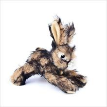 Free shipping Simulation hare toy Foreign trade export pet dog BB plush toys (China (Mainland))